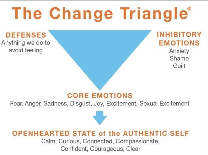change triangle